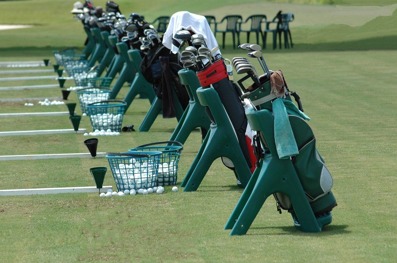 Jak vybrat golfové hole pro začátečníka