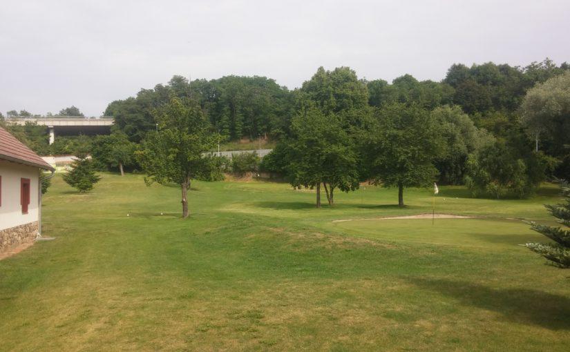 Recenze golfového areálu PAR3