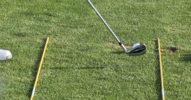 Tréninkové tyče na golf