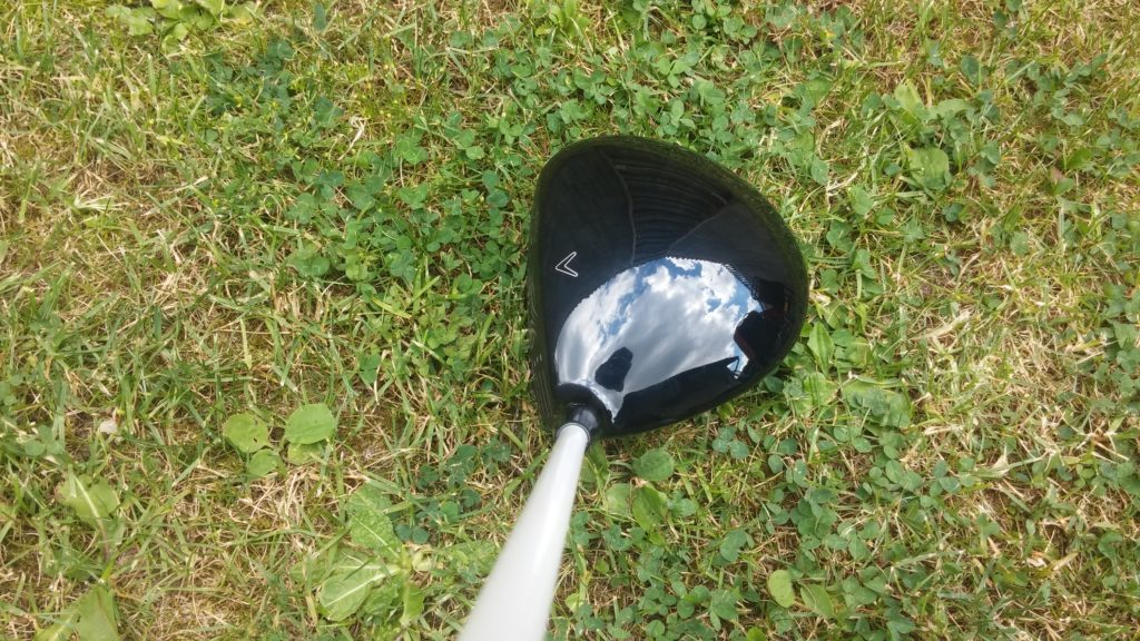 Driver Callaway Big Bertha Alpha hlava hole