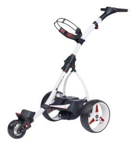 Elektrický golfový vozík Motocaddy S1