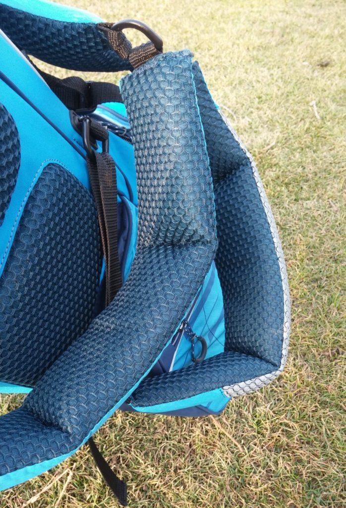 Popruhy golfového bagu Callaway Hyper-Lite 5